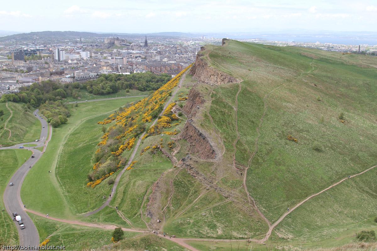 Schottland edinburgh simon bohnenblust
